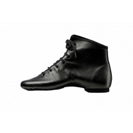 bottines jazz cuir MERLET GALAXY