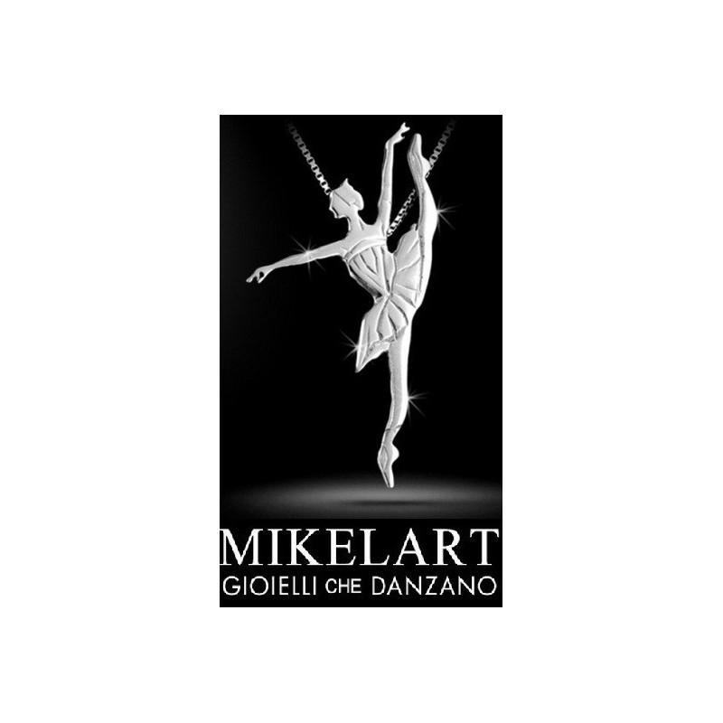 pendentif danseuse MIKELART DEVELOPPE