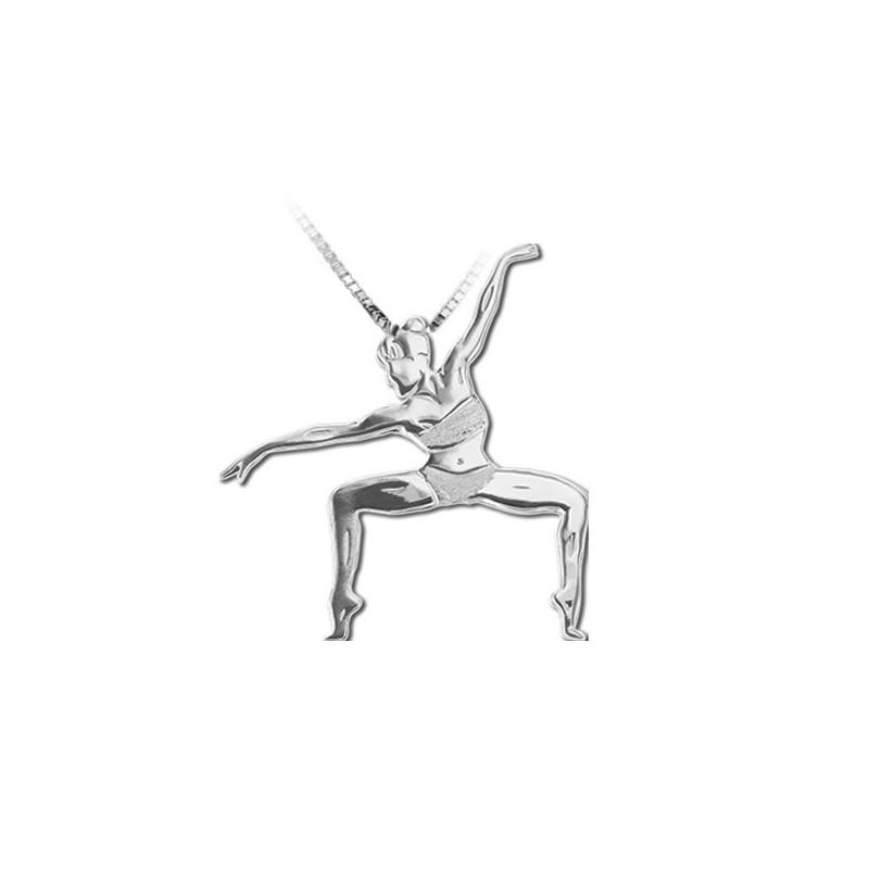 pendentif danseuse moderne MIKELART GRAND PLIE