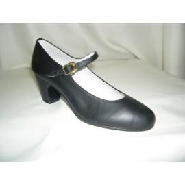 chaussures de danse flamenco BALL PILMAR cuir