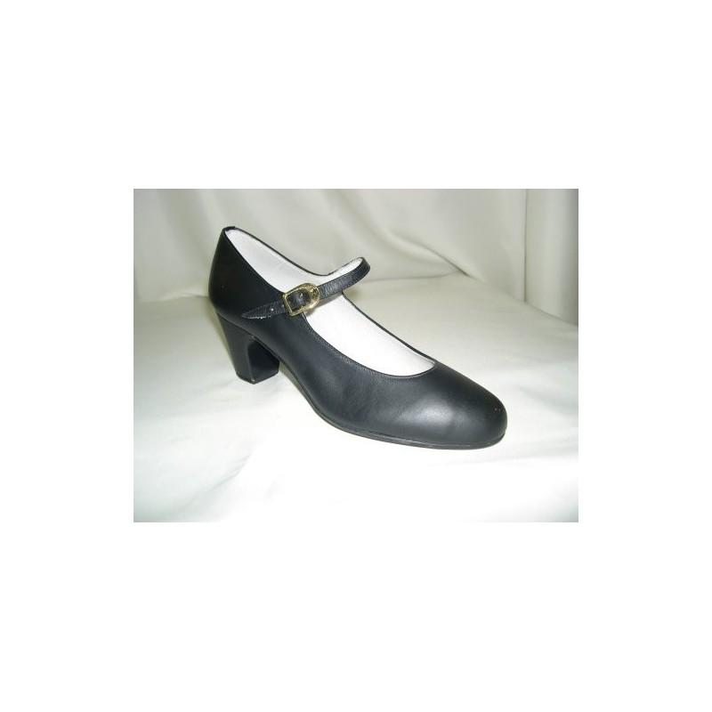 chaussures BALL PILMAR flamenco CUIR