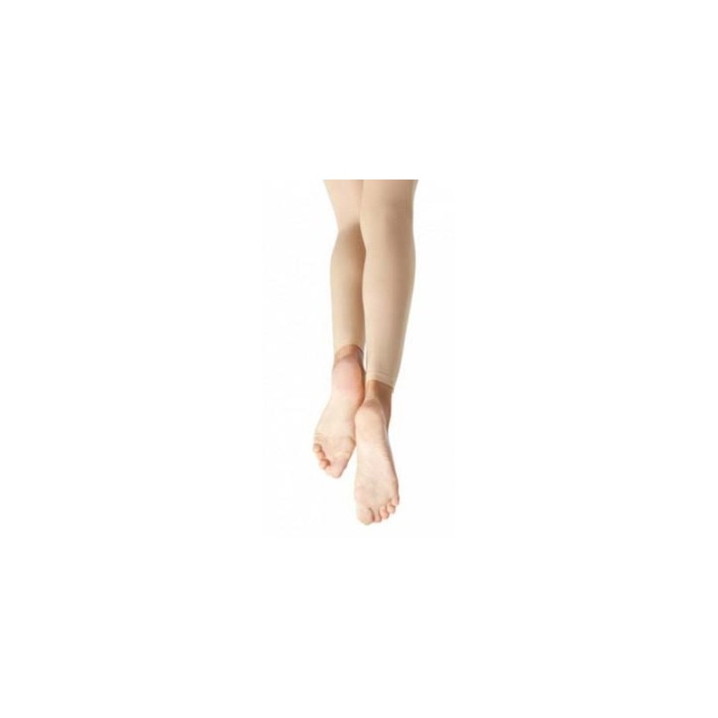collant de danse sans pieds CAPEZIO HOLD & STRETCH ENFANT