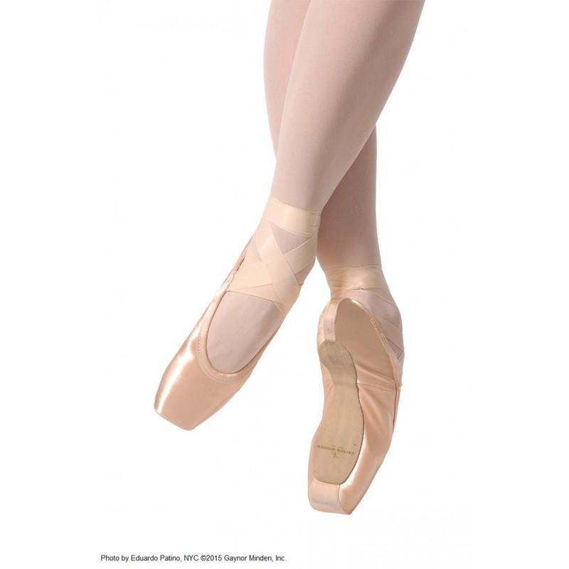 chaussons de danse pointes GAYNOR MINDEN semelle dure
