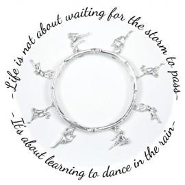 bracelet charms DASHA DESIGNS maxime A
