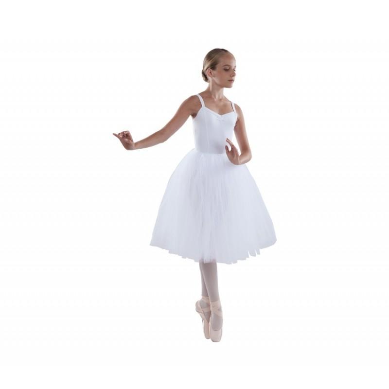 Jupon danse blanc REPETTO enfant