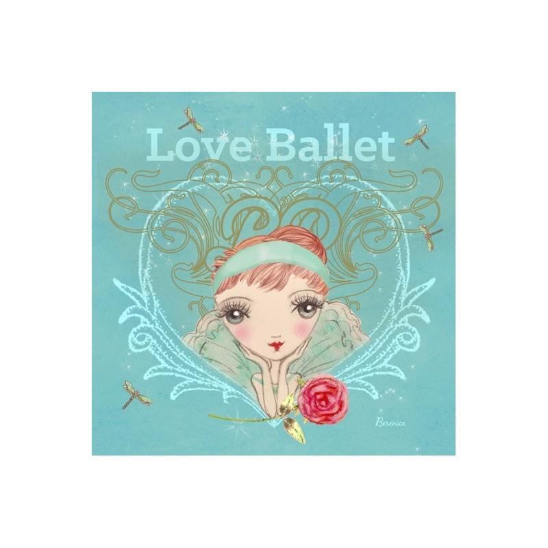 cartes de voeux BALLET PAPIER