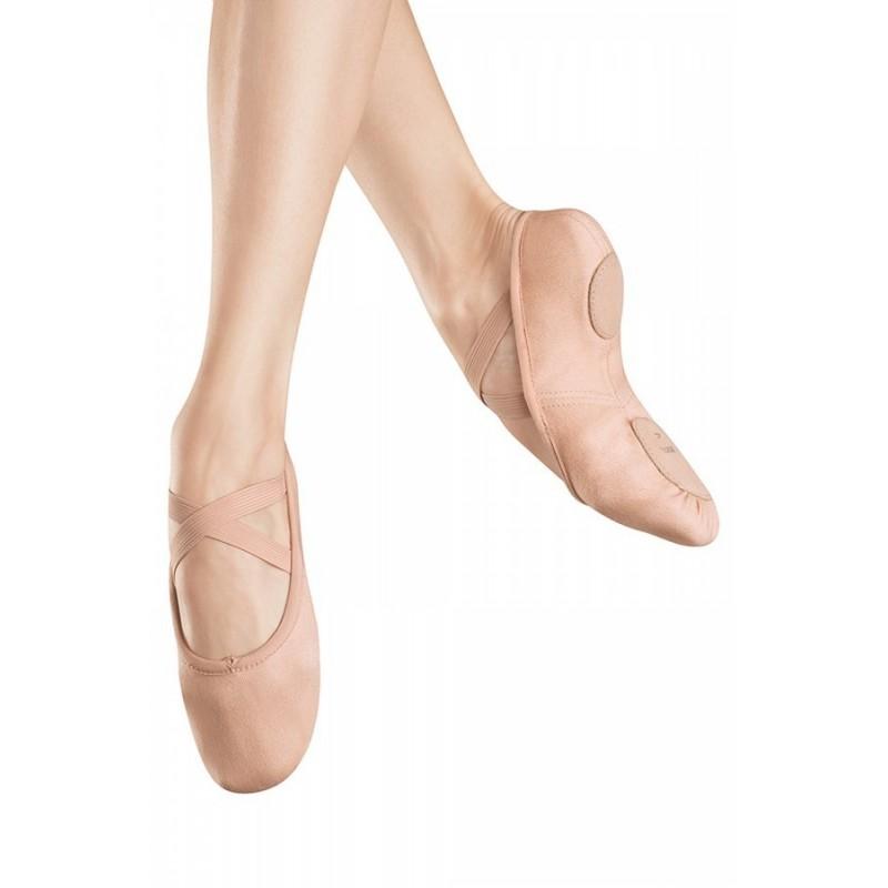 chaussons de danse demi-pointes BLOCH INFINITY adulte
