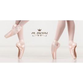 chaussons de danse pointes FR DUVAL