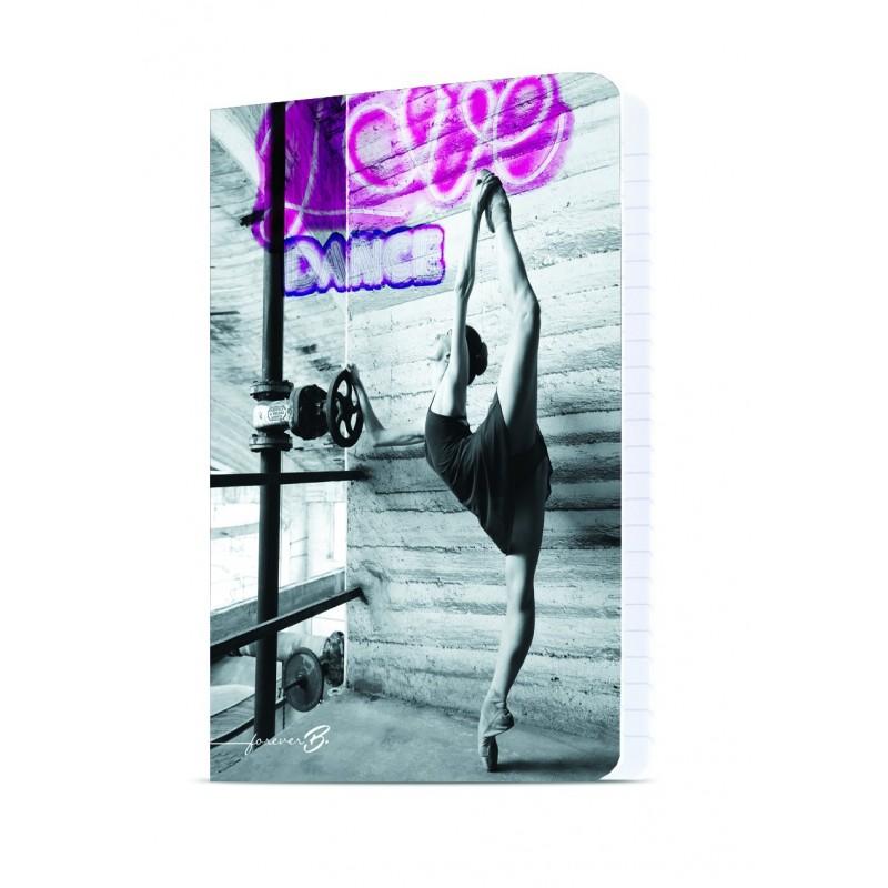 cahier A4 FOREVER B I Love Dance