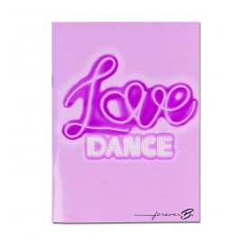 carnet de note A6 FOREVER B Love Dance