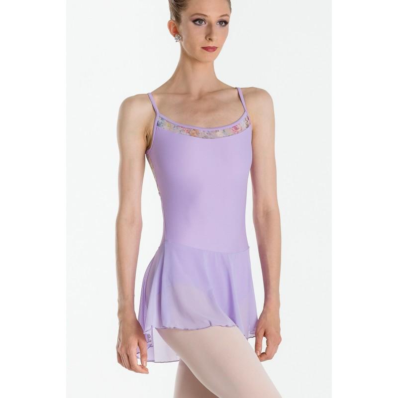 Wear Moi Tunique Danse Ballerine /à Fines Bretelles pour Enfant