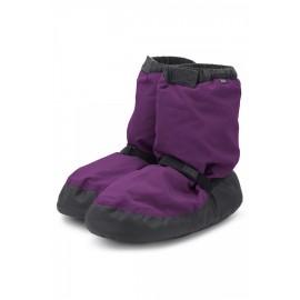 Bottes de chauffe danse BLOCH WAR UP BOOTIE IM009 violet