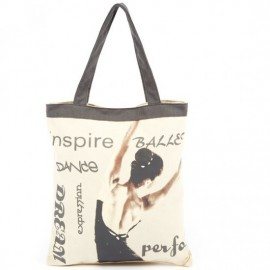 sac de danse DASHA DESIGNS Graceful Dancer Tote