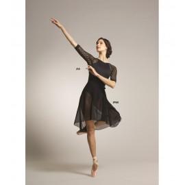 jupette danse classique VICARD JP60 mi-longue