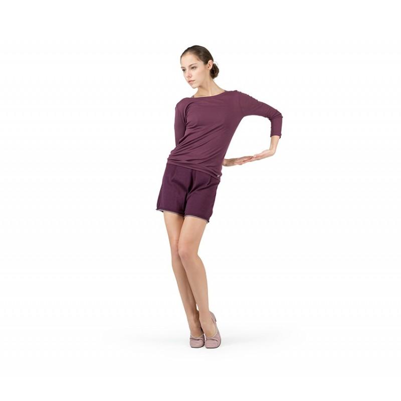 short danse REPETTO en tricot fin