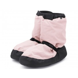 Bottes de chauffe BLOCH WARM UP BOOTIE IM009 ROSE PALE