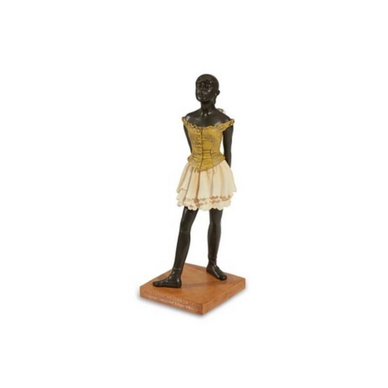 Statuette petite danseuse EDGAR DEGAS AXIOS