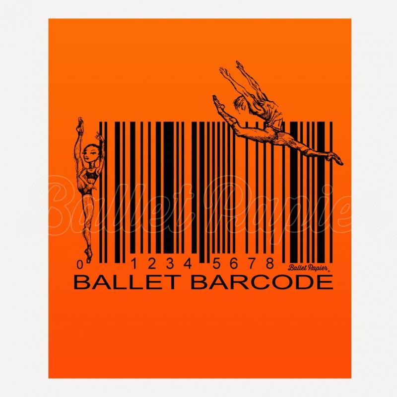 carnet de notes BALLET PAPIER 16 x 19
