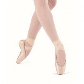 chaussons de danse pointes  MERLET BELLE débutantes