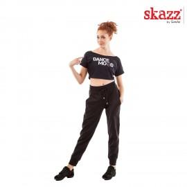 tee-shirt crop top SANSHA Dance Mood adulte