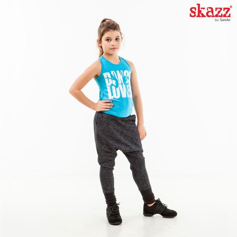tee-shirt jazz-hip hop SANSHA Skazz Dance Lover enfant