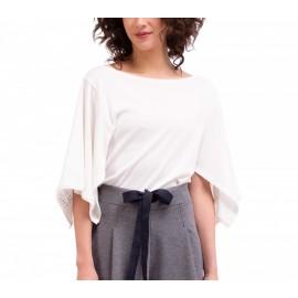 tee-shirt REPETTO kimono gris chiné