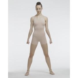 combinaison-short danse TEMPS DANSE MAJESTIC adulte
