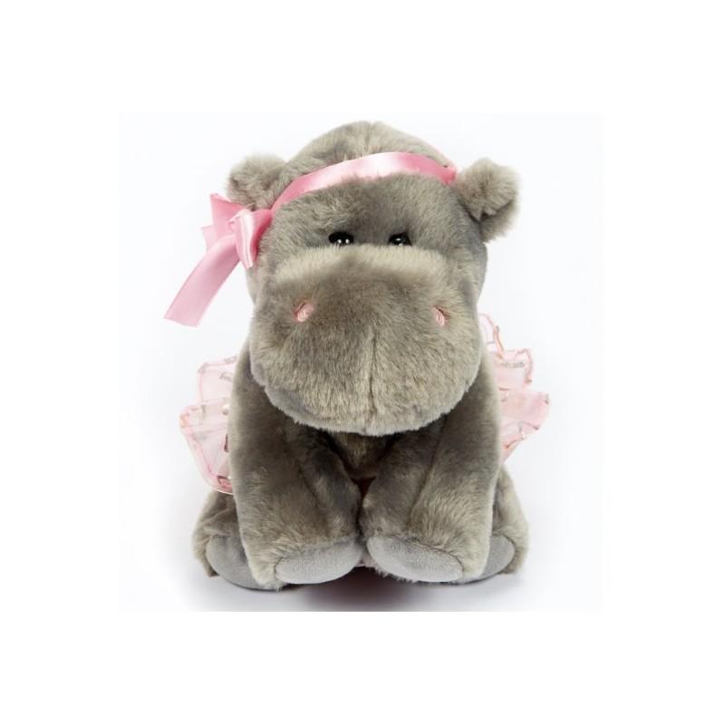 peluche Hippo Danseuse DASHA DESIGNS