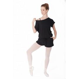 combinaison-short danse INTERMEZZO 4127 SKINSHORTPOC