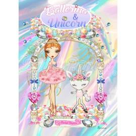 carnet de notes BALLET PAPIER Ballerina