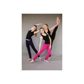 Pantalon danse slim ARTILIGNE SOFTY enfant