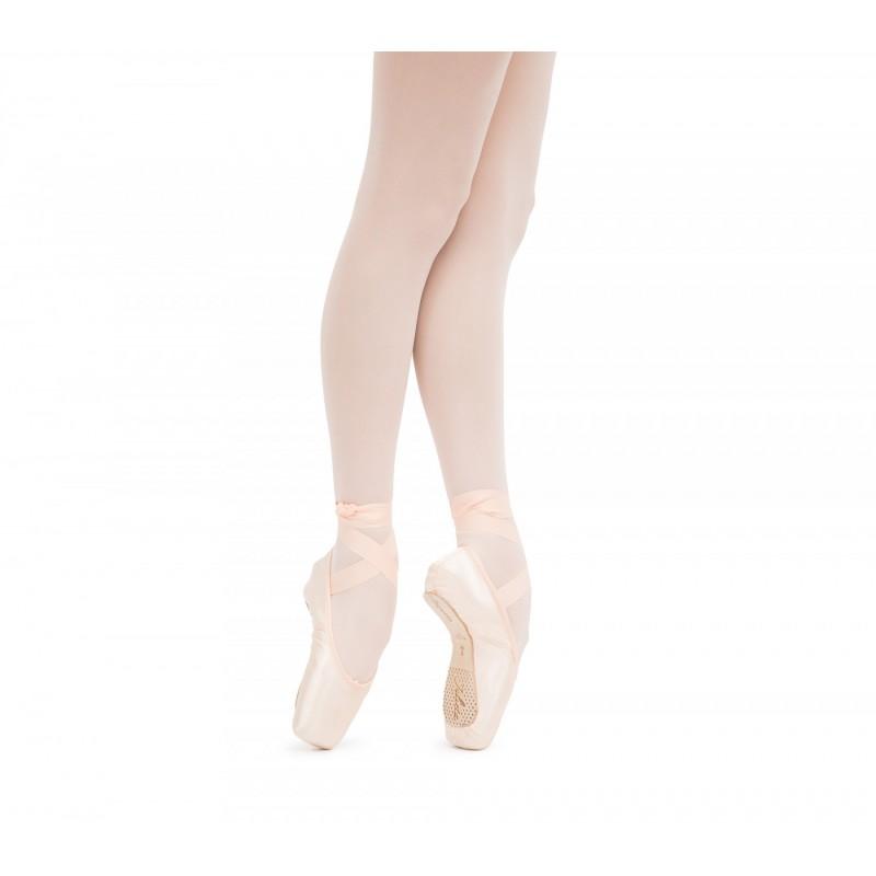 chaussons de danse pointes REPETTO JULIETA débutantes