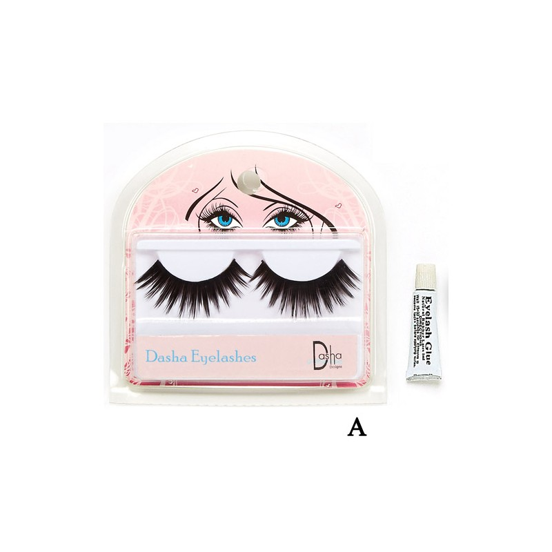 faux cils DASHA DESIGNS