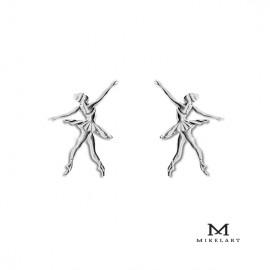 boucles d oreilles danseuses MIKELART ALLONGE