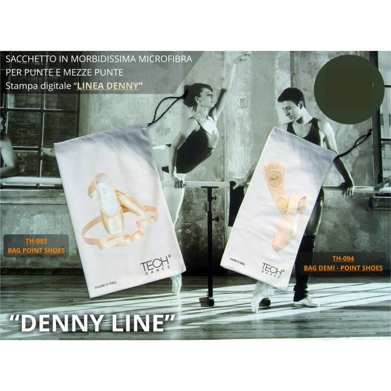 sac à pointes TECH DANCE TH-091 DENNY LINE