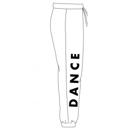 pantalon danse TEMPS DANSE AFFETTO NEVER