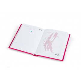 Agenda Scolaire Danse LIKEG LG-DS-104