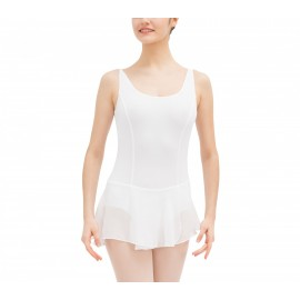 tunique danse classique REPETTO D064 ENFANT blanc