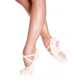 chaussons de danse demi-pointes SO DANCA SD16
