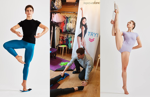 Notre atelier de danse Improvedance.