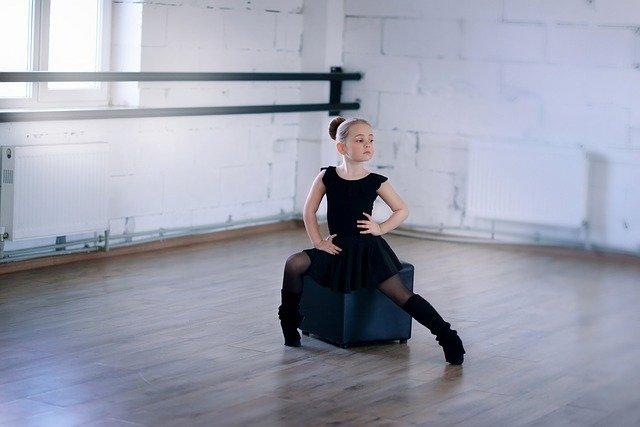 Jeune ballerine.