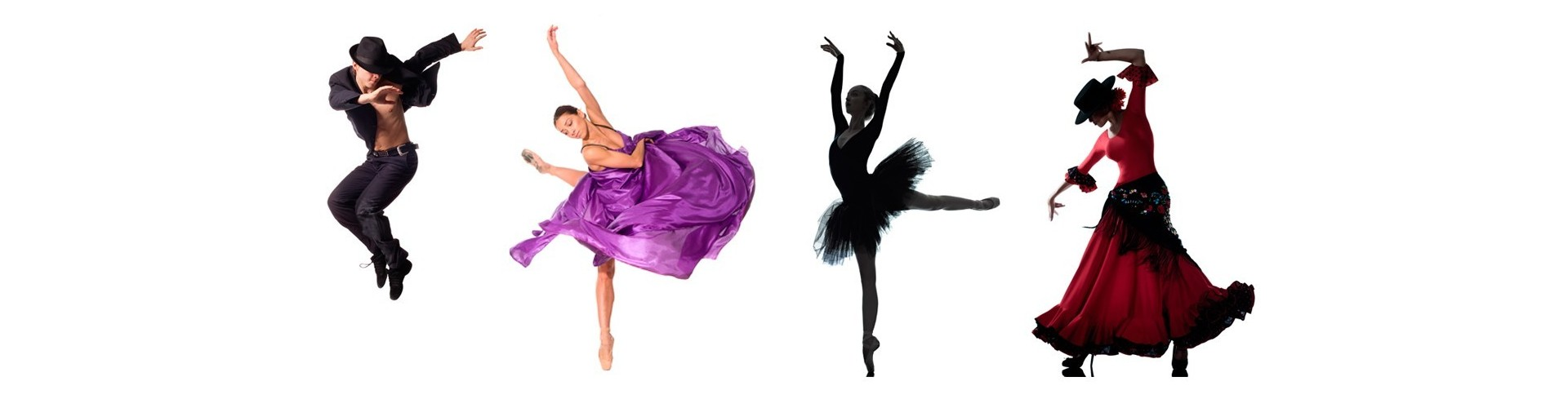Disciplines - Les Danses
