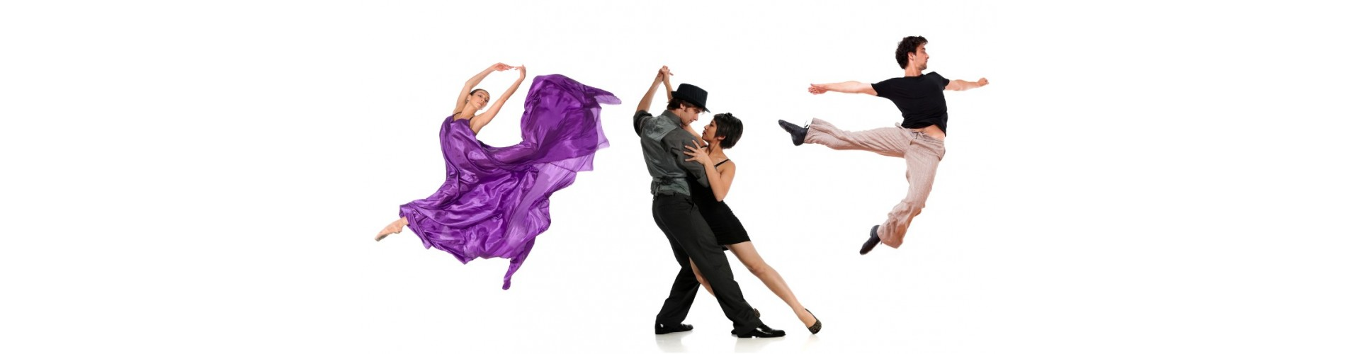 Les produits - Les tenues de danse