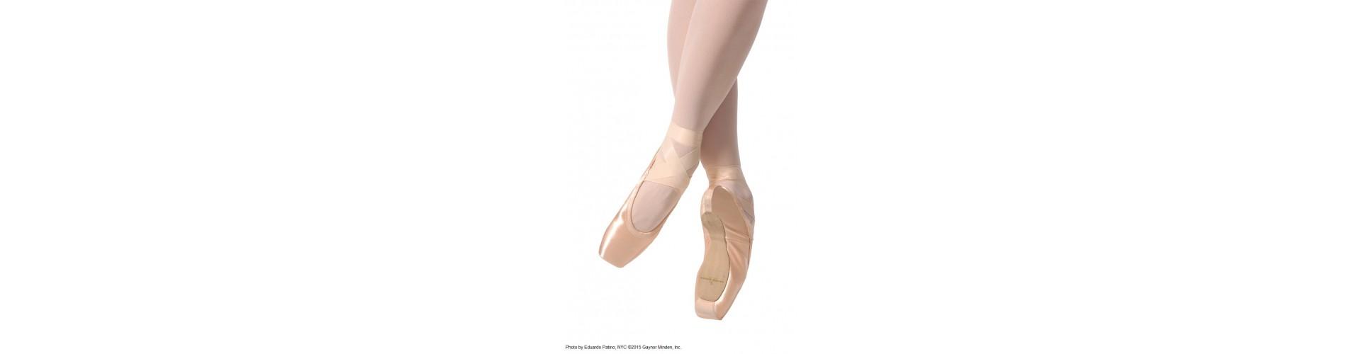 Chaussons de danse classique femme