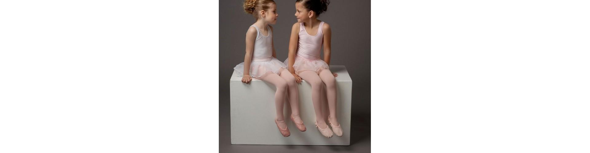Chaussons de danse classique fille