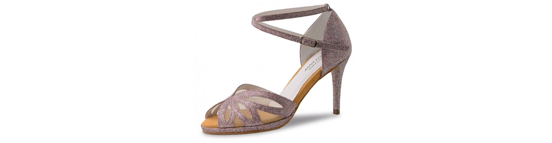 Chaussures danse de salon femme